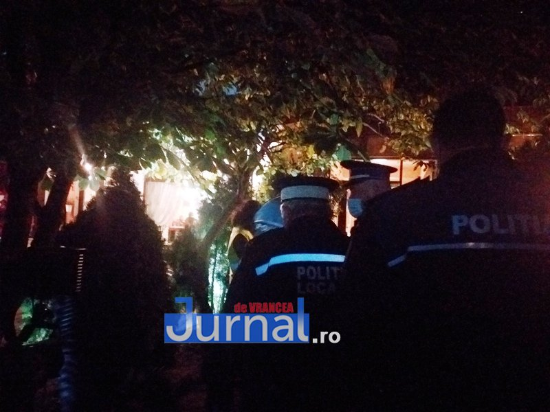 actiune politie 3 - FOTO/ VIDEO: Amenzi de 4.500 de lei în noaptea de Halloween. Oamenii legii continuă acțiunile pe linia Covid