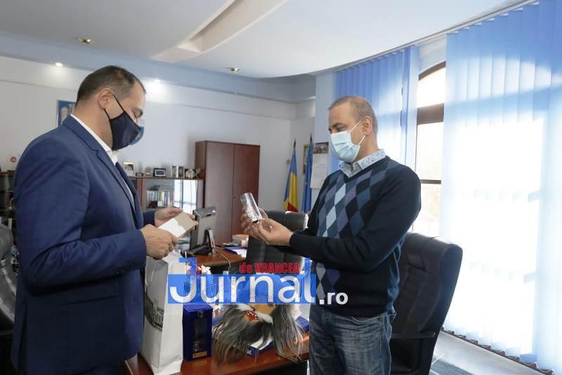 ambasadorul indiei la focsani 2 - FOTO: Ambasadorul Indiei, Excelența Sa Rahul Shrivastava, vizită la Focșani