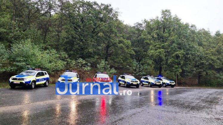 autospeciale politie IPJ vrancea duster 2 747x420 - FOTO: Zece autospeciale Dacia Duster au intrat în dotarea IPJ Vrancea