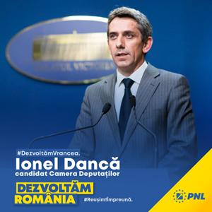 Ionel Danca PNL Vrancea