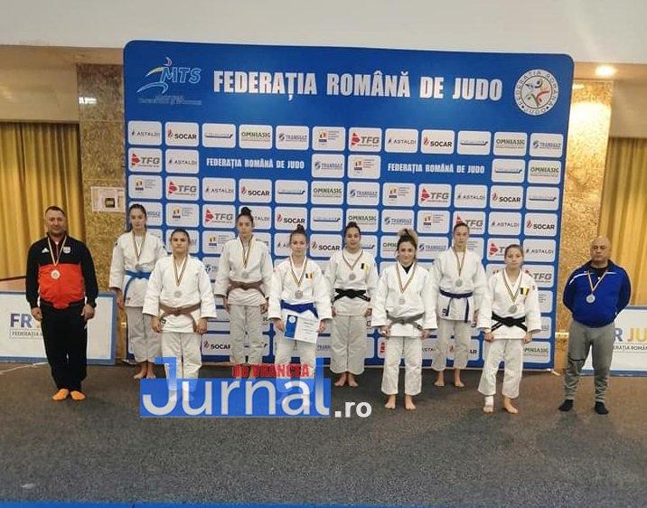 cs unirea - CS Unirea Focșani, două titluri de campion național la CN de Judo U21 de la Brașov