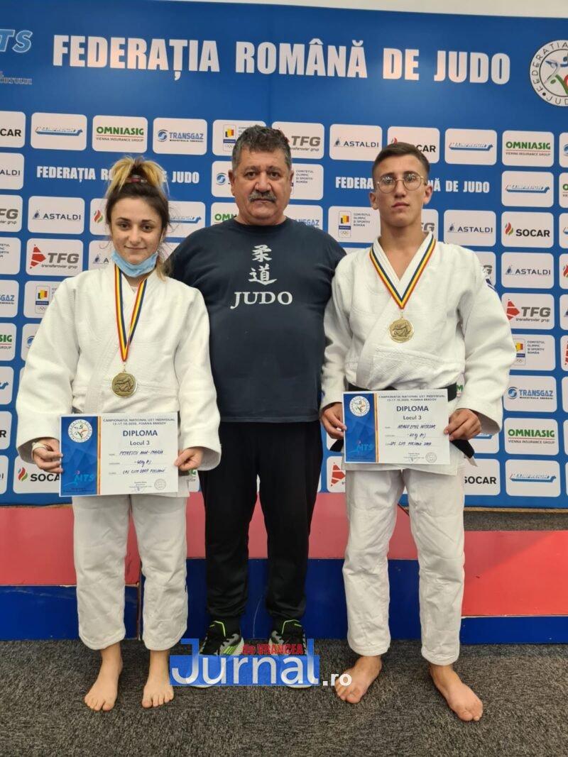 sensei stanica grosu e1602921433223 - Alexandru Matei, campion național la CN de Judo U21 de la Poiana Brașov