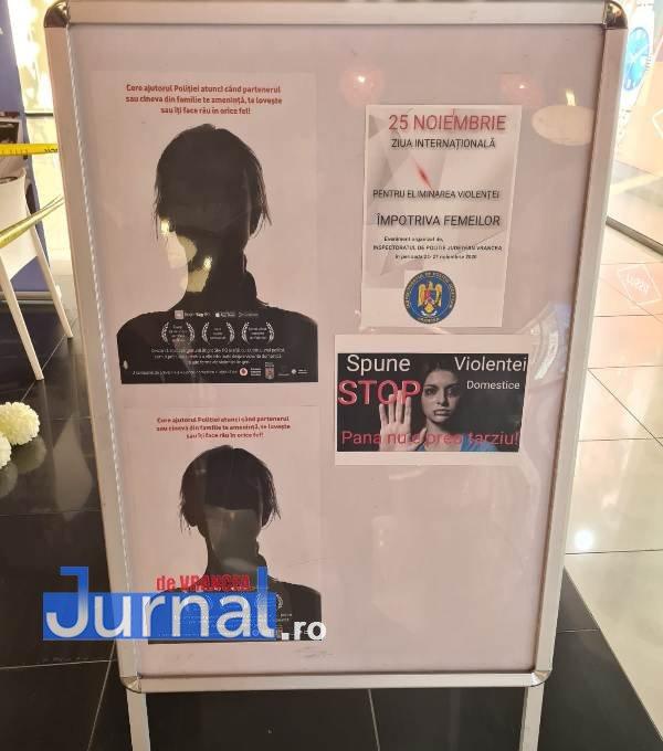 campanie violenta 2 - 25 noiembrie - Ziua Europeană de eliminare a violenței împotriva femeilor: Violența în cuplu nu dispare dacă nu se iau măsuri împotriva agresorului