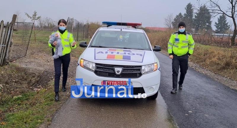 sf andrei ipj 2 - GALERIE FOTO: Onomastică de neuitat pentru Andrei și Andreea, copiii de suflet ai polițiștilor vrânceni