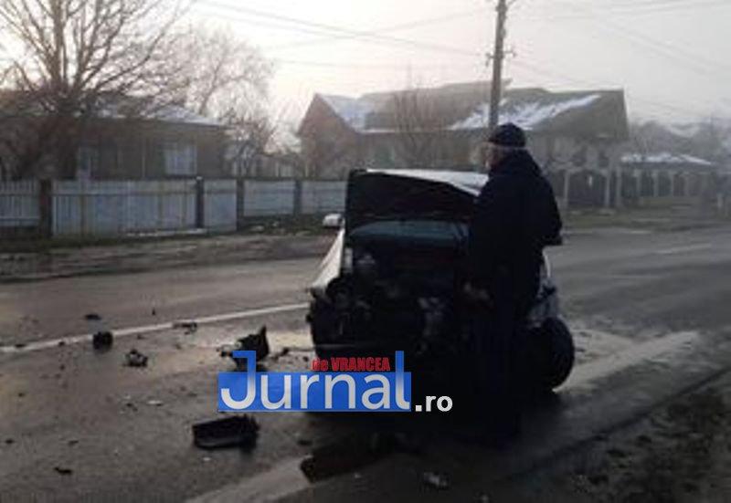 accident rastoaca 1 - ULTIMĂ ORĂ! Mașina unei cunoscute firme de pază implicată într-un accident!