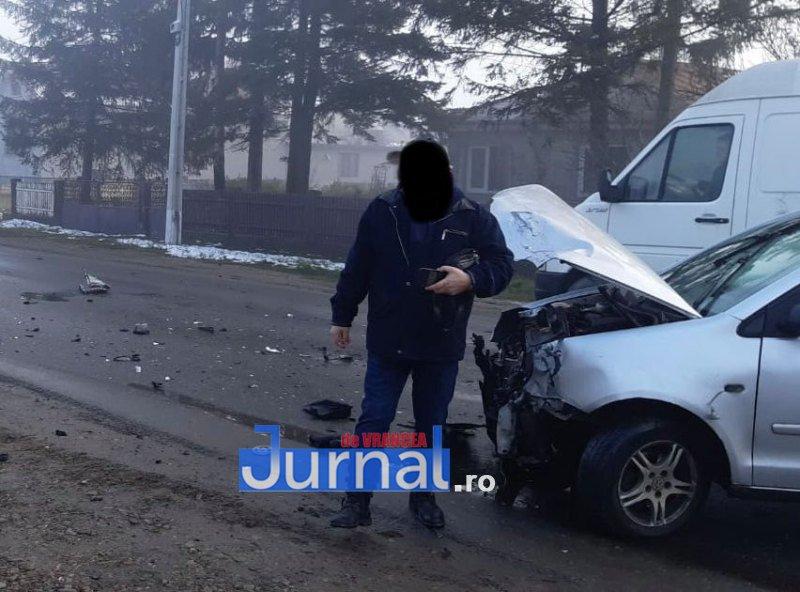 accident rastoaca 2 - ULTIMĂ ORĂ! Mașina unei cunoscute firme de pază implicată într-un accident!