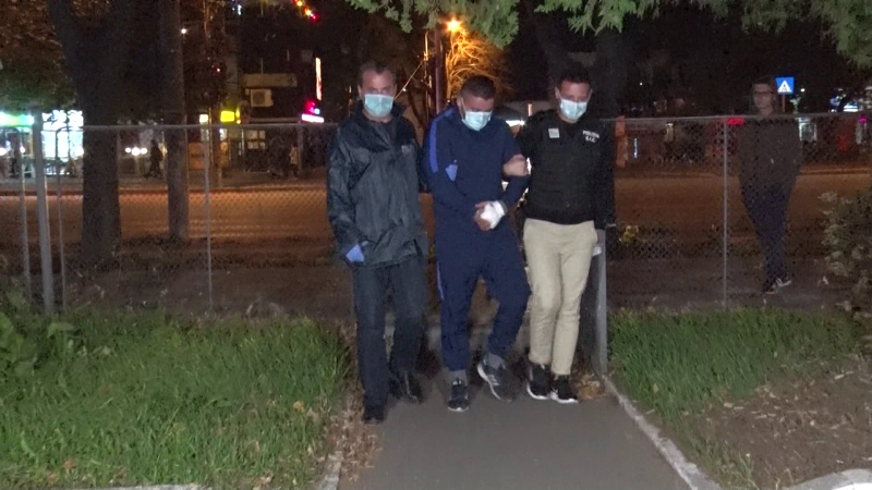 spargatori bancomate 2 - FOTO: Spărgătorii de bancomate care au detonat un ATM și în Vrancea, trimiși în judecată. Ultimul dintre inculpați, arestat luna trecută