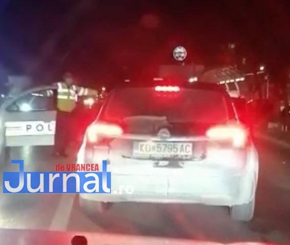 urmarire trafic 4 - FOTO: Șofer încătușat după ce a lovit o mașină și a fugit de la locul faptei
