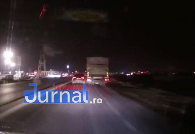 urmarire trafic 5 - FOTO: Șofer încătușat după ce a lovit o mașină și a fugit de la locul faptei